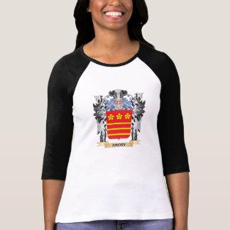 Escudo de armas de Amory - escudo de la familia Camiseta