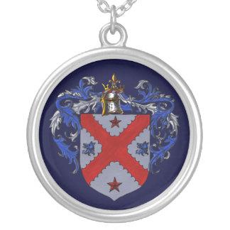Escudo de armas de Anderson Colgante Redondo