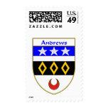 Escudo de armas de Andrews/escudo de la familia Sello
