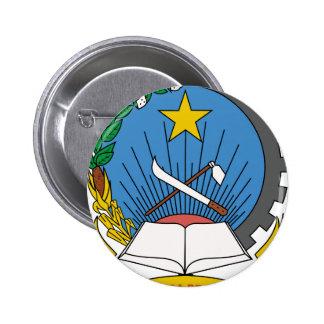Escudo de armas de Angola Pin