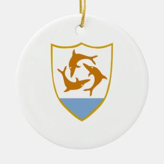 Escudo de armas de Anguila