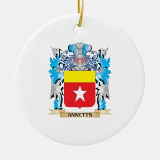 Escudo de armas de Annetts Adorno