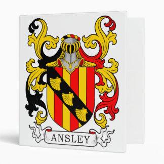 Escudo de armas de Ansley