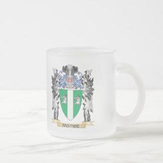 Escudo de armas de Anstice - escudo de la familia Taza De Cristal