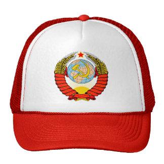 Escudo de armas de antigua Unión Soviética Gorra