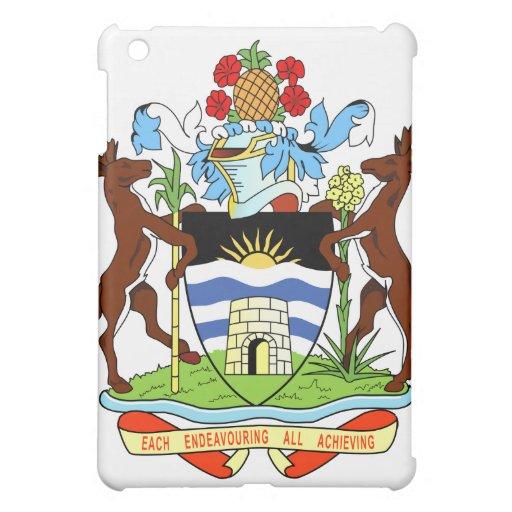 Escudo de armas de Antigua y de Barbuda