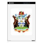 Escudo de armas de Antigua y de Barbuda Skins Para iPad
