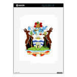 Escudo de armas de Antigua y de Barbuda iPad 2 Skin