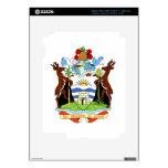 Escudo de armas de Antigua y de Barbuda Pegatinas Skins Para iPad 3