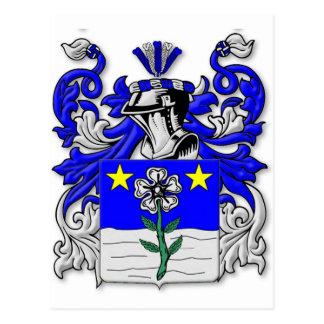 Escudo de armas de Antonelli Postales