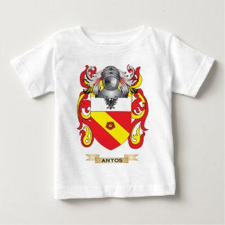 Escudo de armas de Antos (escudo de la familia) Tee Shirt
