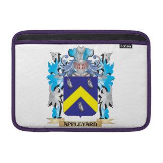 Escudo de armas de Appleyard Funda Para Macbook Air