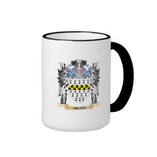 Escudo de armas de Arden - escudo de la familia Taza A Dos Colores