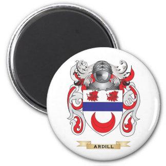 Escudo de armas de Ardill (escudo de la familia) Iman De Nevera