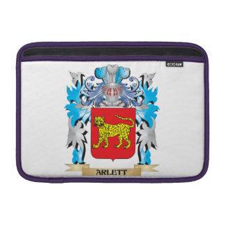 Escudo de armas de Arlett Funda MacBook