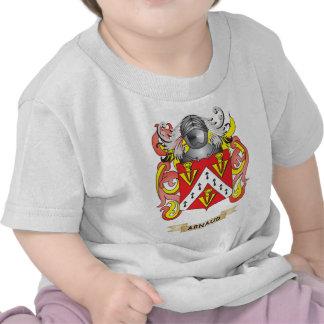 Escudo de armas de Arnaldo (escudo de la familia) Camiseta