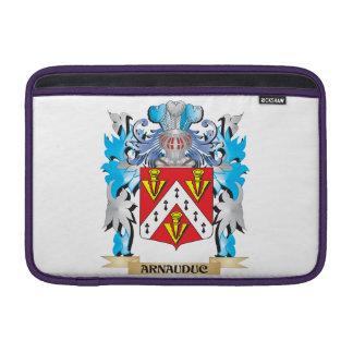 Escudo de armas de Arnauduc Funda MacBook