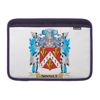Escudo de armas de Arnault Funda Para Macbook Air