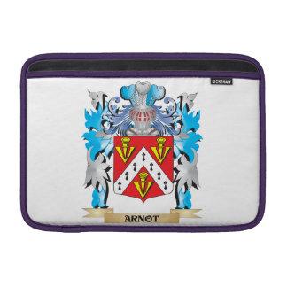 Escudo de armas de Arnot Funda MacBook
