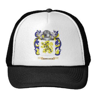 Escudo de armas de Arriaga (escudo de la familia) Gorro De Camionero