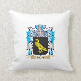 Escudo de armas de Artis Cojines