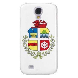 Escudo de armas de Aruba Funda Para Galaxy S4