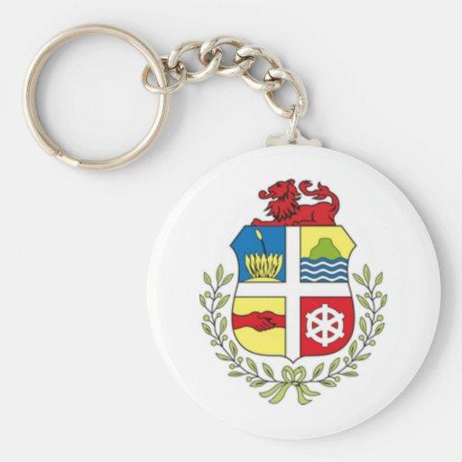 Escudo de armas de Aruba Llavero