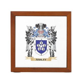 Escudo de armas de Ashley - escudo de la familia