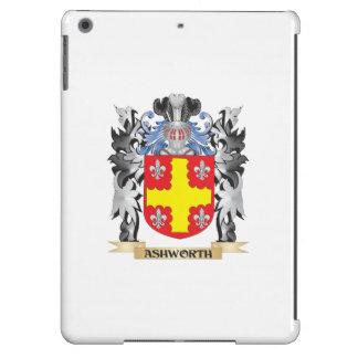 Escudo de armas de Ashworth - escudo de la familia Funda Para iPad Air