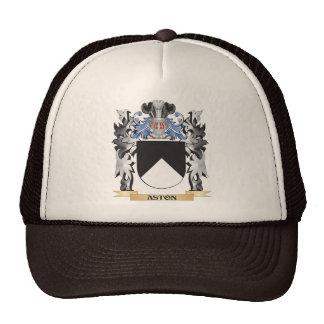 Escudo de armas de Aston - escudo de la familia Gorras