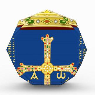 Escudo de armas de Asturias (España)