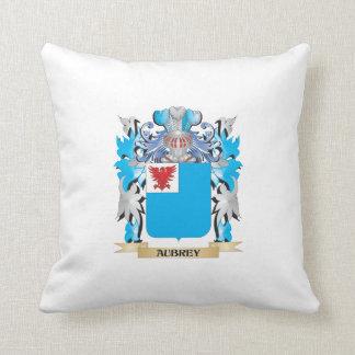 Escudo de armas de Aubrey Cojines