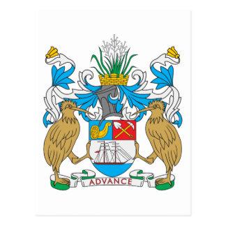 Escudo de armas de Auckland Postal