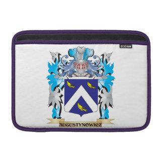Escudo de armas de Augustynowicz Funda Macbook Air