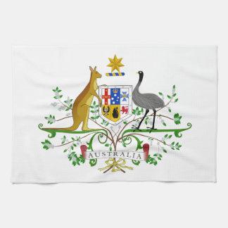 Escudo de armas de Australia Toallas
