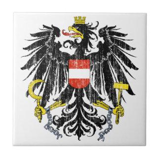 Escudo de armas de Austria Azulejos Ceramicos