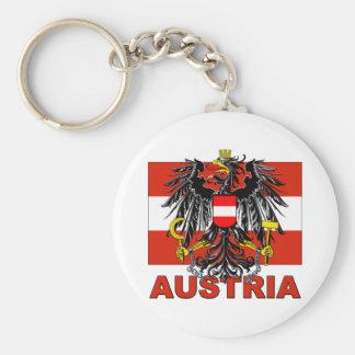 Escudo de armas de Austria Llavero Personalizado