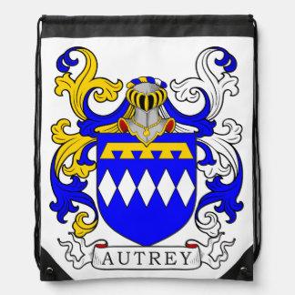 Escudo de armas de Autrey Mochila