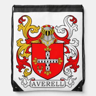 Escudo de armas de Averell Mochila