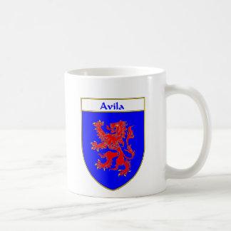 Escudo de armas de Ávila/escudo de la familia Tazas