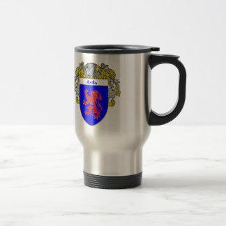 Escudo de armas de Ávila/escudo de la familia: Tazas De Café