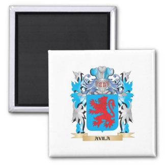 Escudo de armas de Ávila Imanes