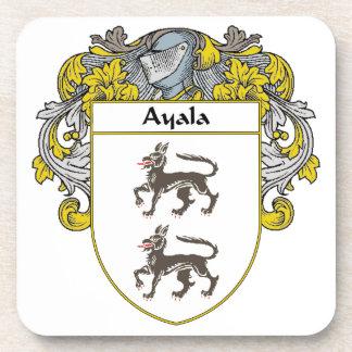 Escudo de armas de Ayala/escudo de la familia: Posavasos De Bebida