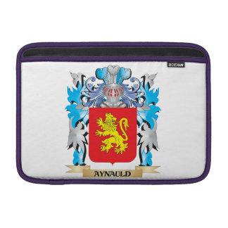 Escudo de armas de Aynauld Funda MacBook