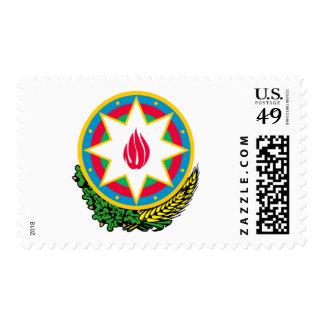 Escudo de armas de Azerbaijan Sello