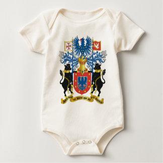 Escudo de armas de Azores (Portugal) Trajes De Bebé
