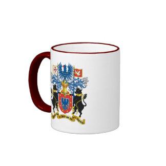 escudo de armas de Azores Tazas