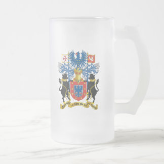 escudo de armas de Azores Taza
