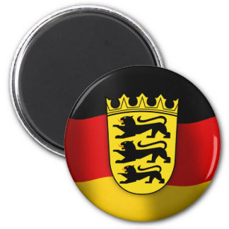 Escudo de armas de Baden-wurttemberg Imanes