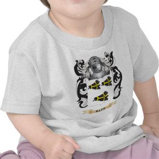 Escudo de armas de Baer (escudo de la familia) Camiseta